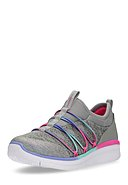 SKECHERS - Sneaker Synergy 2.0 Simply Chic, grau