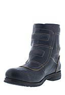 FLY LONDON - Halbstiefel Special Forces, Leder, Absatz 2,8 cm