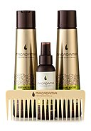 MACADAMIA OIL - Pflege-Set Nourishing M., 3-tlg., 700 ml