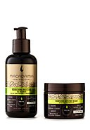 MACADAMIA OIL - Pflege-Set Nourishing M., 2-tlg., 185 ml