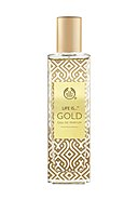THE BODY SHOP - EdP Life Is Gold, 50 ml [25,98€*/100ml]