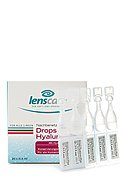 LENSCARE - Drops Hyaluron Pocket, 20 x 0,4 ml