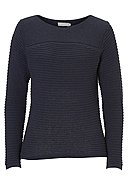BETTY & CO - Strickpullover, Langarm, Rundhals