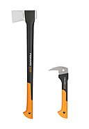 FISKARS - X21 Wood Splitting-Set, 2-teilig