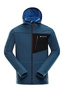 ALPINE PRO - Zip-Hoodie Mezzo 3, Regular Fit