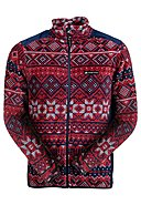 ALPINE PRO - Fleece-Jacke Elk 4, Stehkragen, Regular Fit