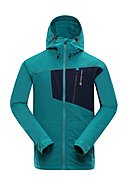 ALPINE PRO - Softshell-Jacke Brennib 2, Kapuze, Regular Fit