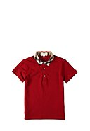 BURBERRY - Polo-Shirt, Button-down