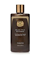 KEDMA - Black Mud Shampoo, 250 ml [67,96€*/1l]