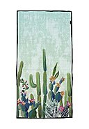 REALLY NICE THINGS - Handtuch-Set Cactus, 3-teilig