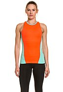 ADIDAS - Funktions-Top, 2-in-1, UFP +50, Rundhals