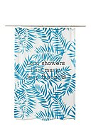 REALLY NICE THINGS - Duschvorhang Long Showers, B180 x H200 cm
