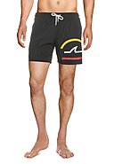 PAUL & SHARK - Bade-Shorts, Shark Fit, Midi, 37 cm