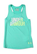 UNDER ARMOUR - Funktions-Tanktop, Rundhals, Fitted Fit