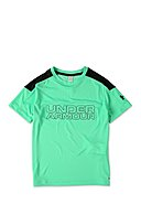UNDER ARMOUR - Funktions-Shirt, Kurzarm, Rundhals, Loose Fit