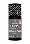 ALESSANDRO - Nagellack Striplac, 5 ml, grey silk
