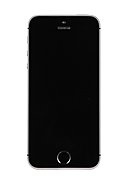 APPLE - iPhone SE, 128GB, space grey