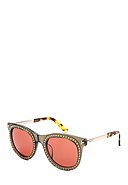 BALLY - Sonnenbrille BY2069A, UV400, oliv