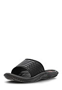 RIDER - Sandalen Slide, schwarz/orange