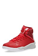 UNDER ARMOUR - Basketball-Schuhe Rocket 2, rot/weiß