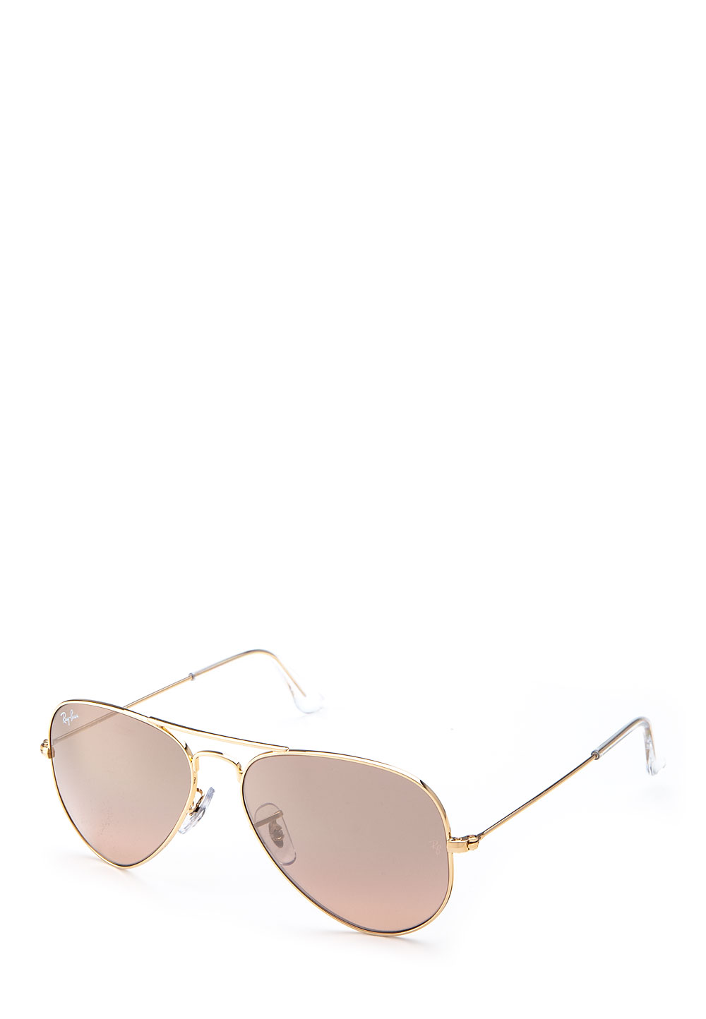 Sonnenbrille Aviator M, UV 400, golden