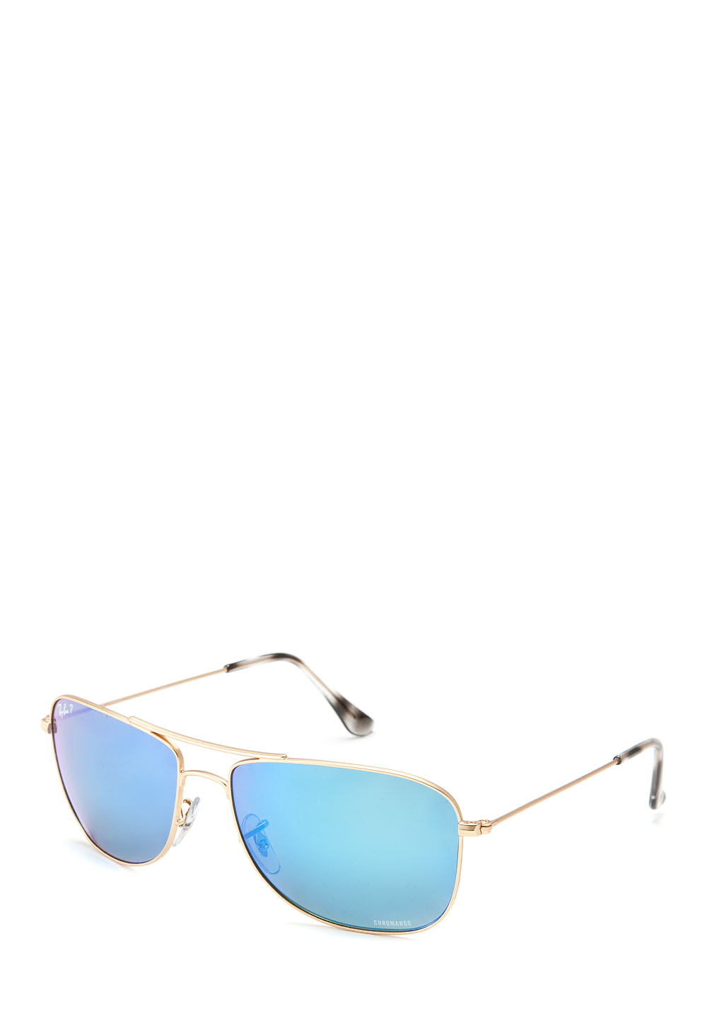 Sonnenbrille Rb3543, polarized, UV 400, gold