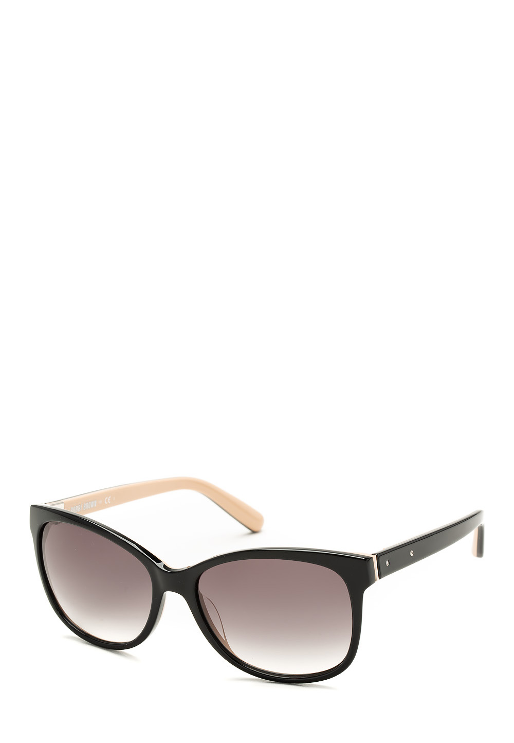 Bobbi Brown Sonnenbrille The Rose, UV 400, schwarz/beige