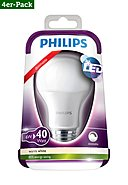 PHILIPS - LED-Lampe, 6W, A+