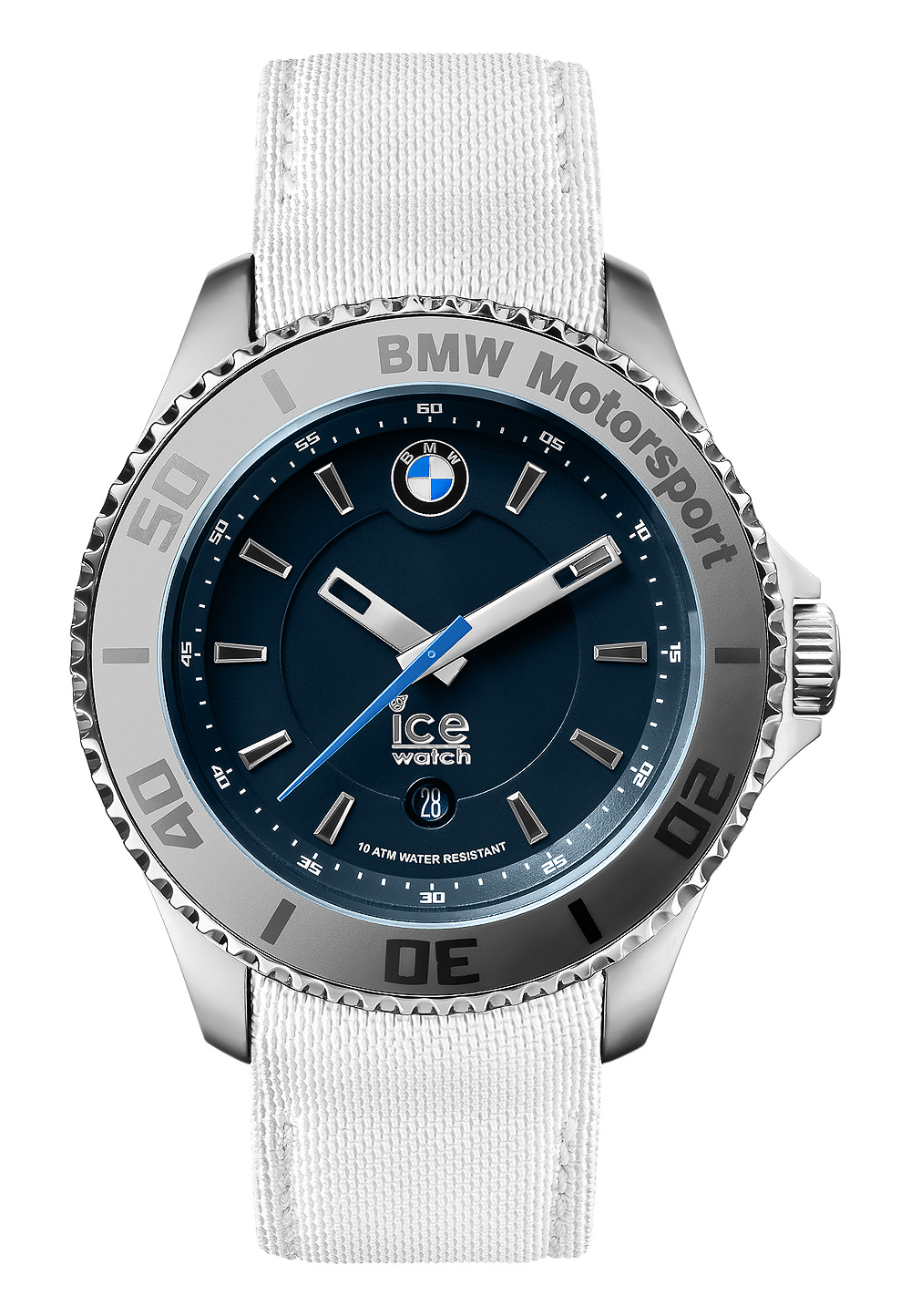 Ice-Watch Quarzuhr BMW Motorsport, Big weiß | Uhren | Weiß | Ice-Watch