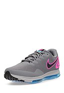 NIKE - Laufschuhe Zoom All Out Lo2, grau