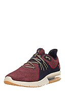NIKE - Laufschuhe Air Max Sequent 3 Premium V, rot/multi