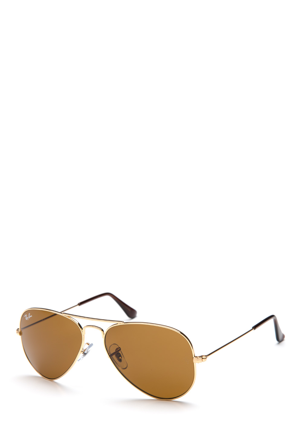 Sonnenbrille Aviator, UV 400, golden