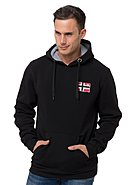 GEOGRAPHICAL NORWAY - Hoodie Fondant