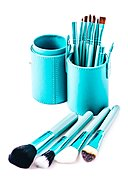 ZOË AYLA - Professional-Make-up-Brush-Set, 12-teilig