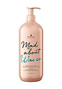 SCHWARZKOPF - Mad about Waves Shampoo, 1000 ml [24,99€*/1l]