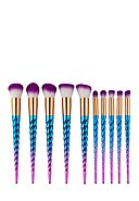 ZOË AYLA - Professional-Make-up-Brush-Set Unicorn, 10-teilig