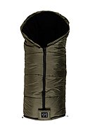 KAISER NATURFELLPRO - Thermo-Fußsack Tommy, ab 6 Monate, L100 x B45 cm