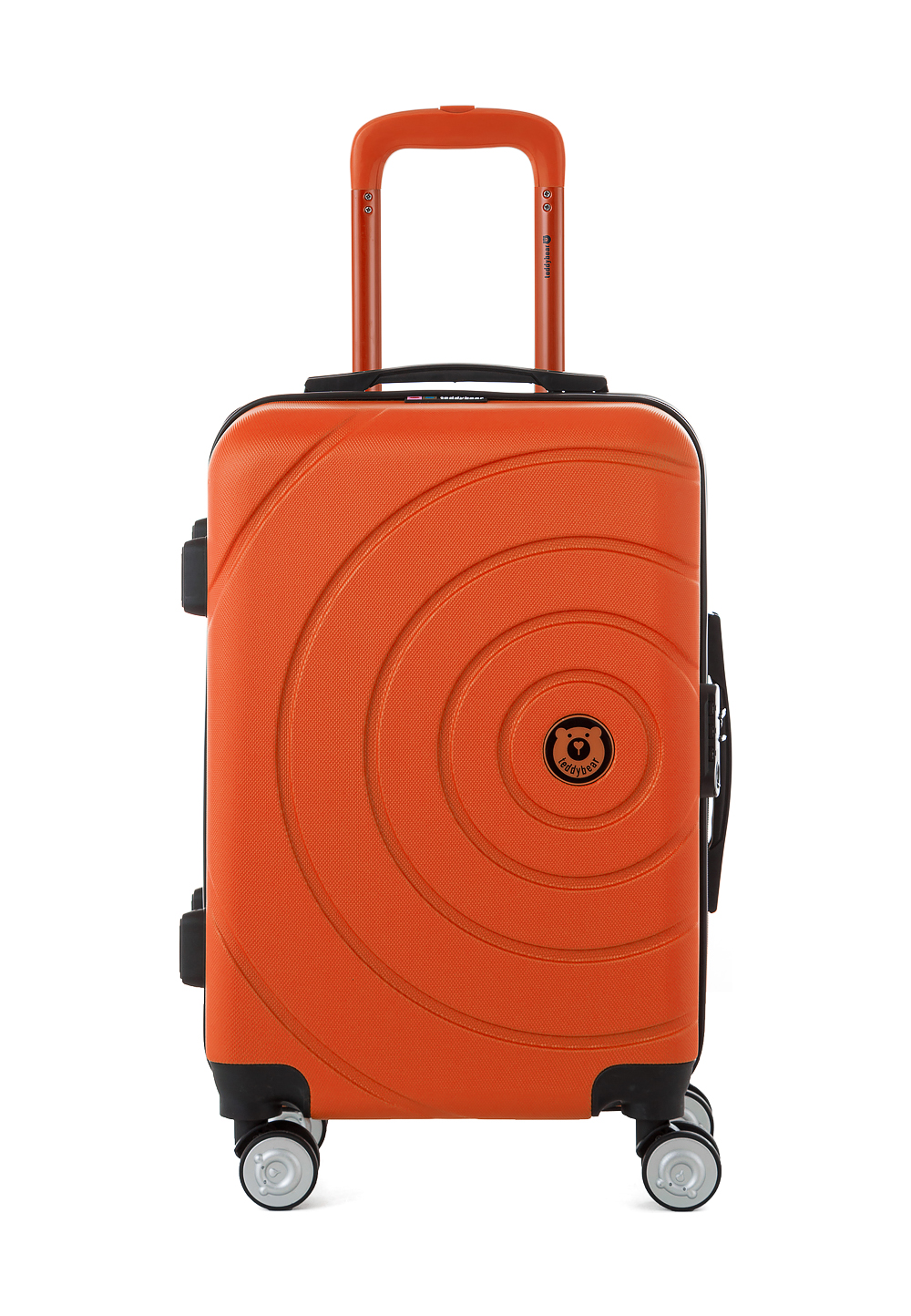 Teddy Bear Kabinen-Trolley Keshi orange | Taschen > Koffer & Trolleys > Trolleys | Orange | Teddy Bear