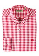 BURBERRY - Hemd Gingham, Langarm, Button-down, Tailored Fit