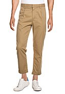 TOM TAILOR - Chino, 7/8-Länge, Cropped Tapered Fit