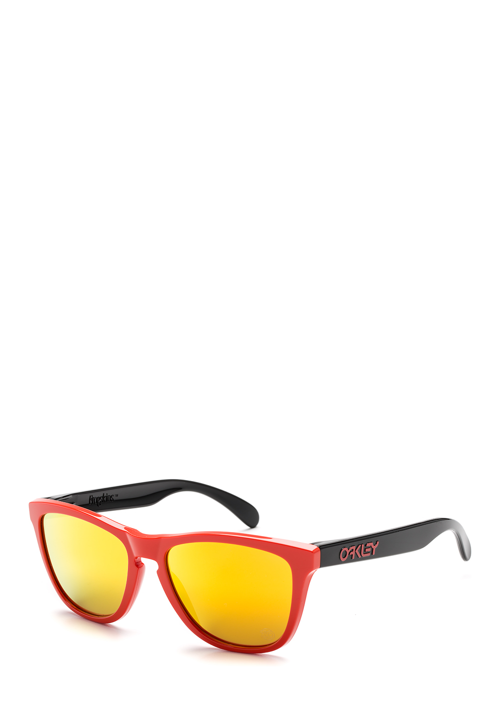 Sonnenbrille Frogskins, UV 400, orange