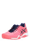 ASICS - Tennisschuhe Gel Resolution 7, koralle