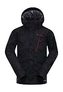 ALPINE PRO - Skijacke Glarnisch, wattiert, Kapuze, Regular Fit