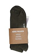 NORSE PROJECTS - Socken, oliv/rosa