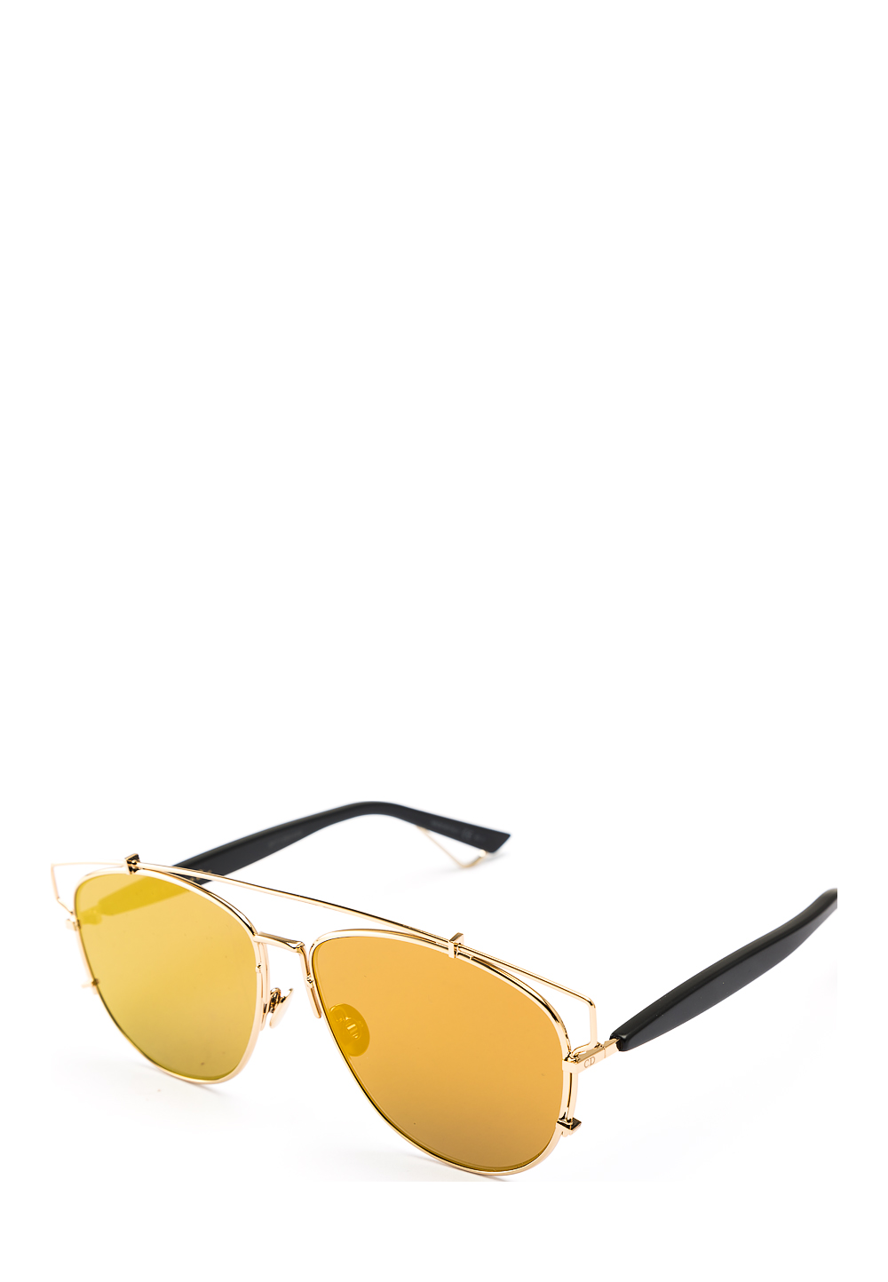 Sonnenbrille technologic, UV 400, golden
