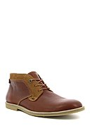KICKERS - Desertboots Break, Leder, braun