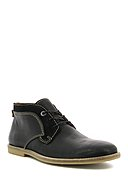KICKERS - Desertboots Break, Leder, schwarz