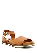 KICKERS - Sandalen Olimpi, Leder, orange
