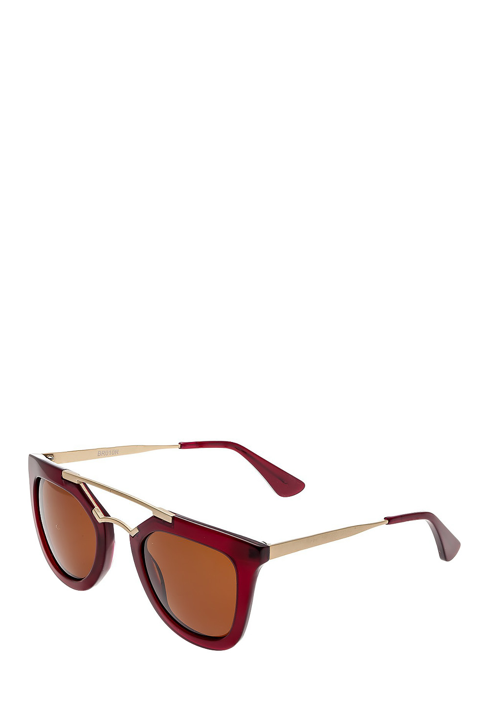 Bertha Sonnenbrille, Cat-Eye rot
