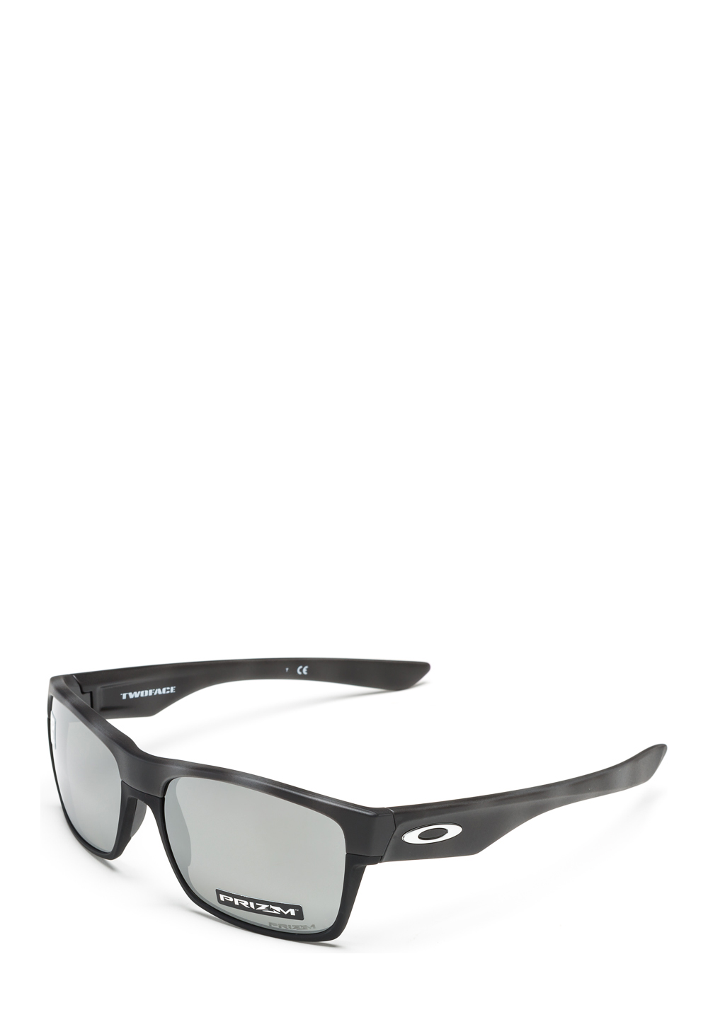 Sonnenbrille Two Face, polarized, UV 400 schwarz
